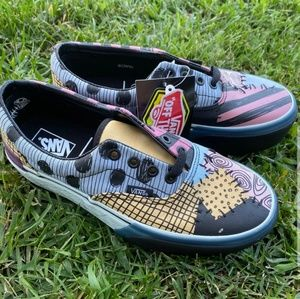 Vans Nightmare Before Christmas Sally Shoes Size 8
